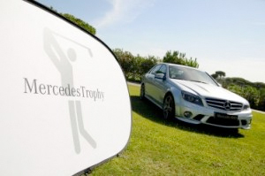 The Mercedes Trophy final just been held in our course with resounding success of participation